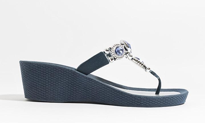 Appollo Shoe Navy-7752