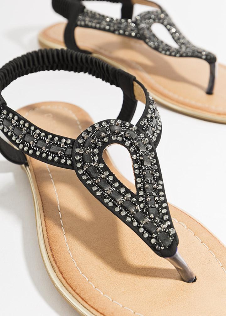 Cupid Shoe Black-0