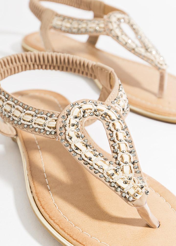Cupid Shoe Gold-0