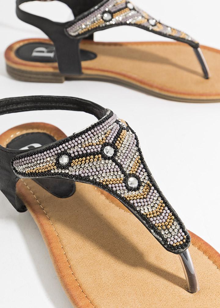 Layla Shoe Black-0