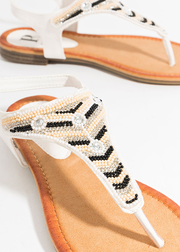 Layla Shoe White-0
