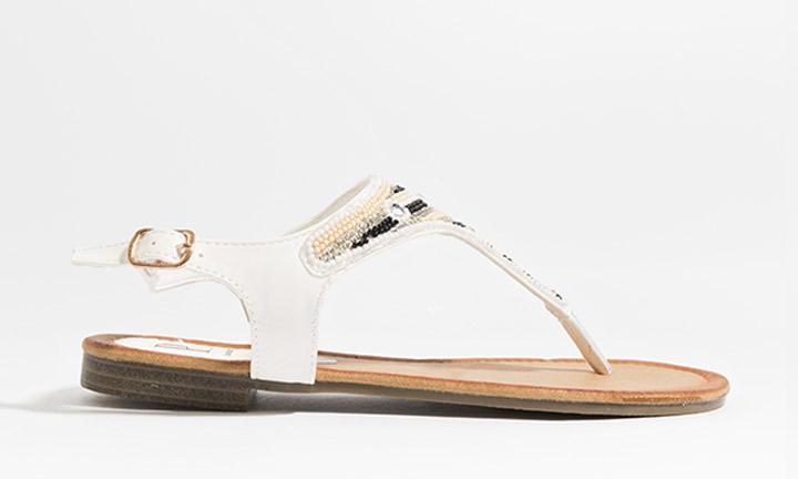 Layla Shoe White-8460