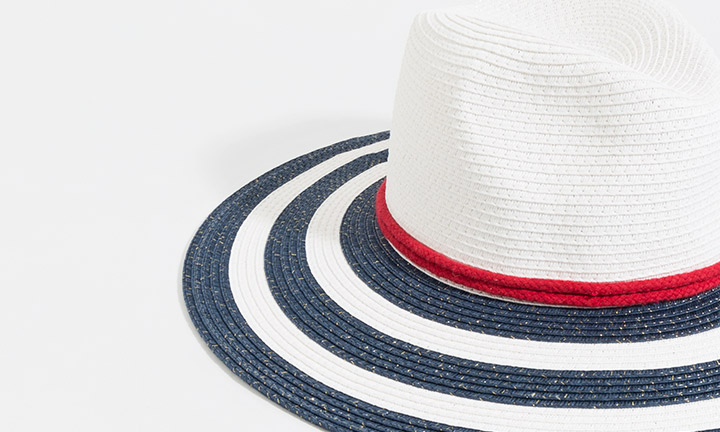Liberty Hat Navy/White-7991