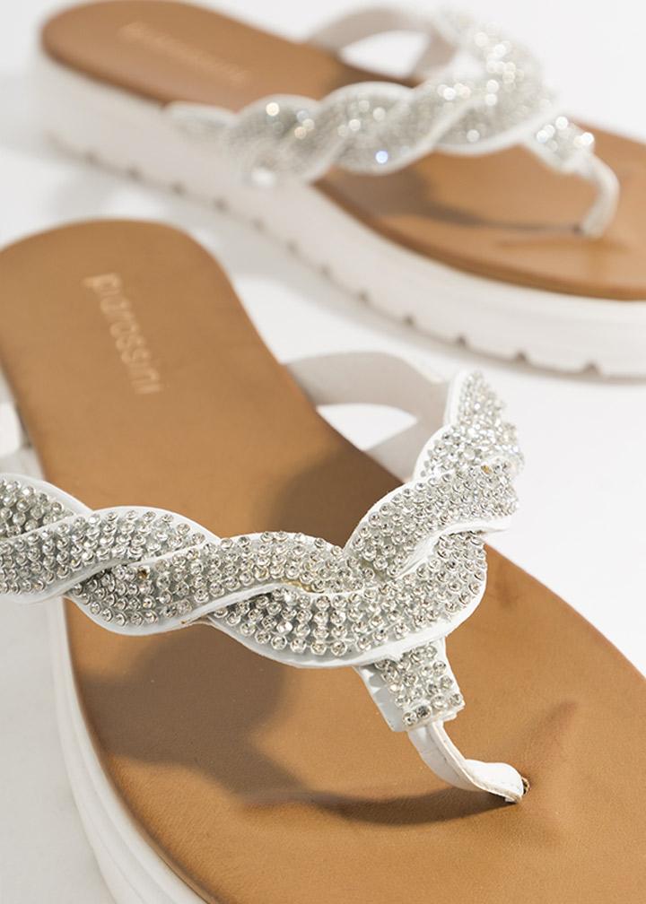 Sandrine Shoe White-0