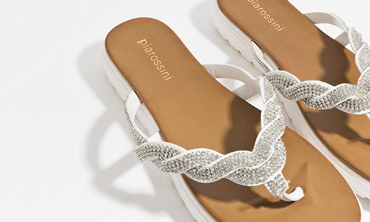 Sandrine Shoe White-8094