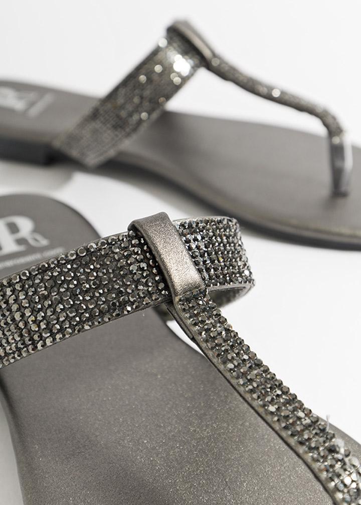 Shanaya Shoe Pewter-0