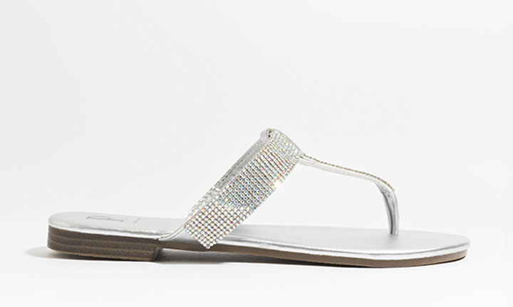 Shanaya Shoe Silver-7843