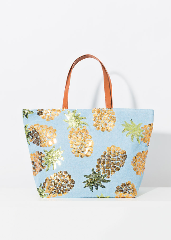 Tropicana Bag Blue-0