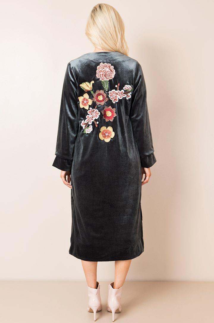 Kasmir Kimono-0