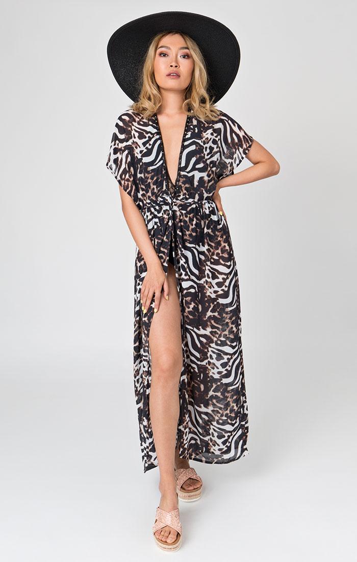 Malika Maxi Dress-0