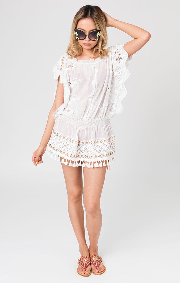 Shakira Bardot Dress-0