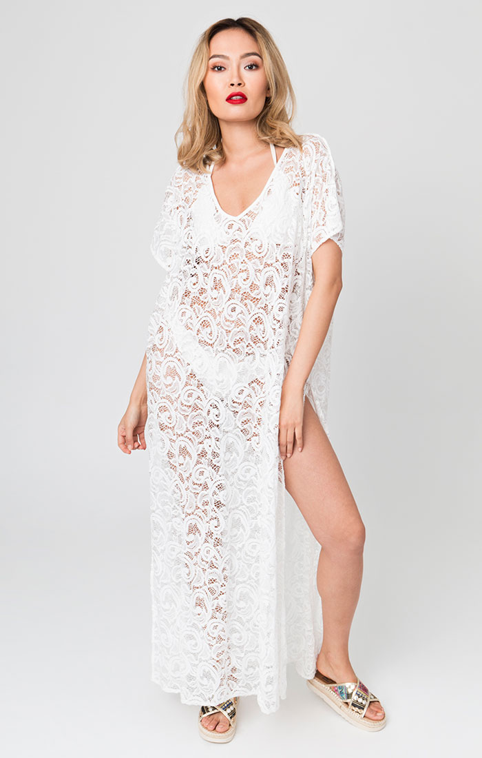 Zen Maxi Cover Up-0