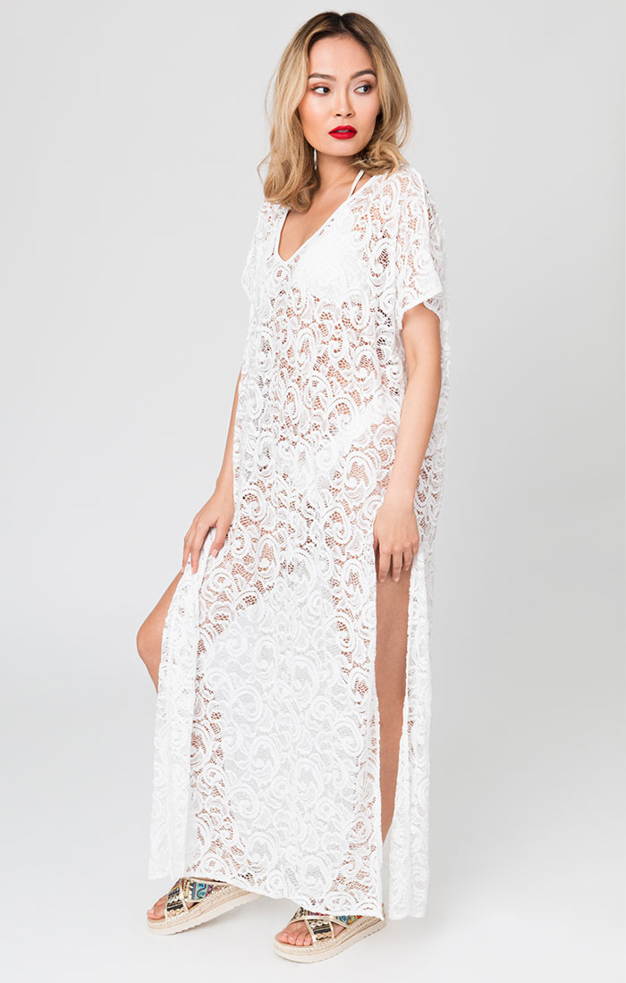 Zen Maxi Cover Up-10760