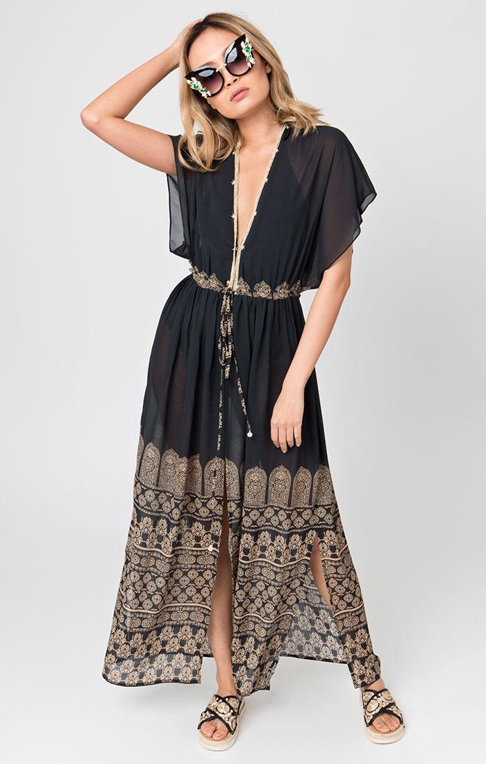 Fazia Maxi Dress-0