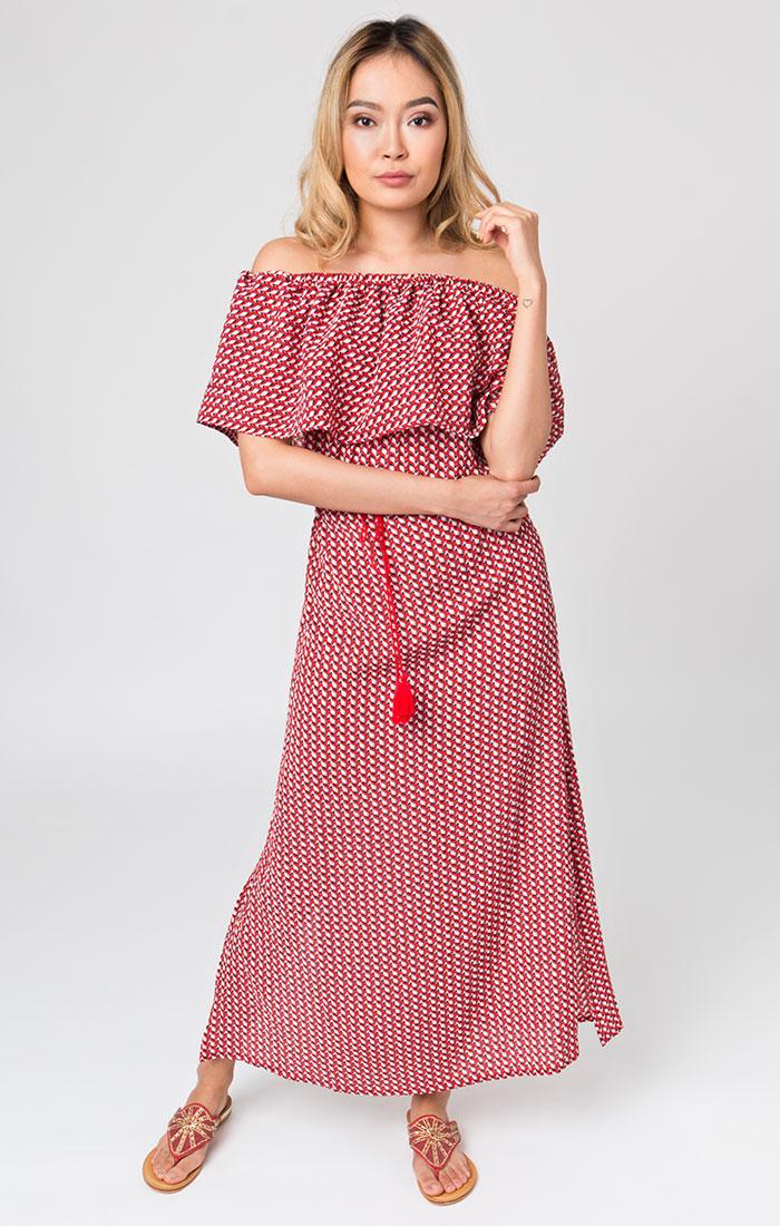 Goya Maxi Dress-0