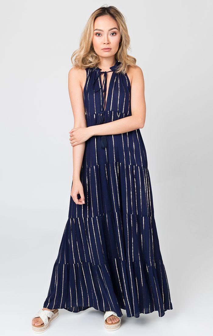 Jasmine Maxi Dress-0