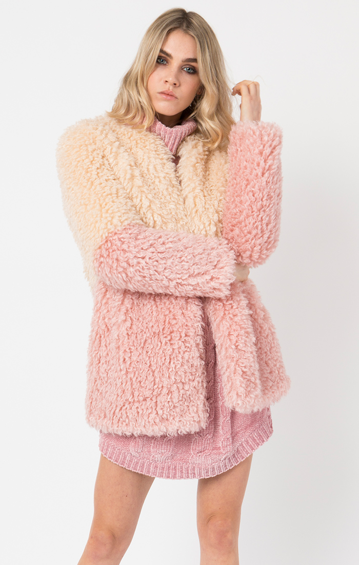 Diamonique Coat-0