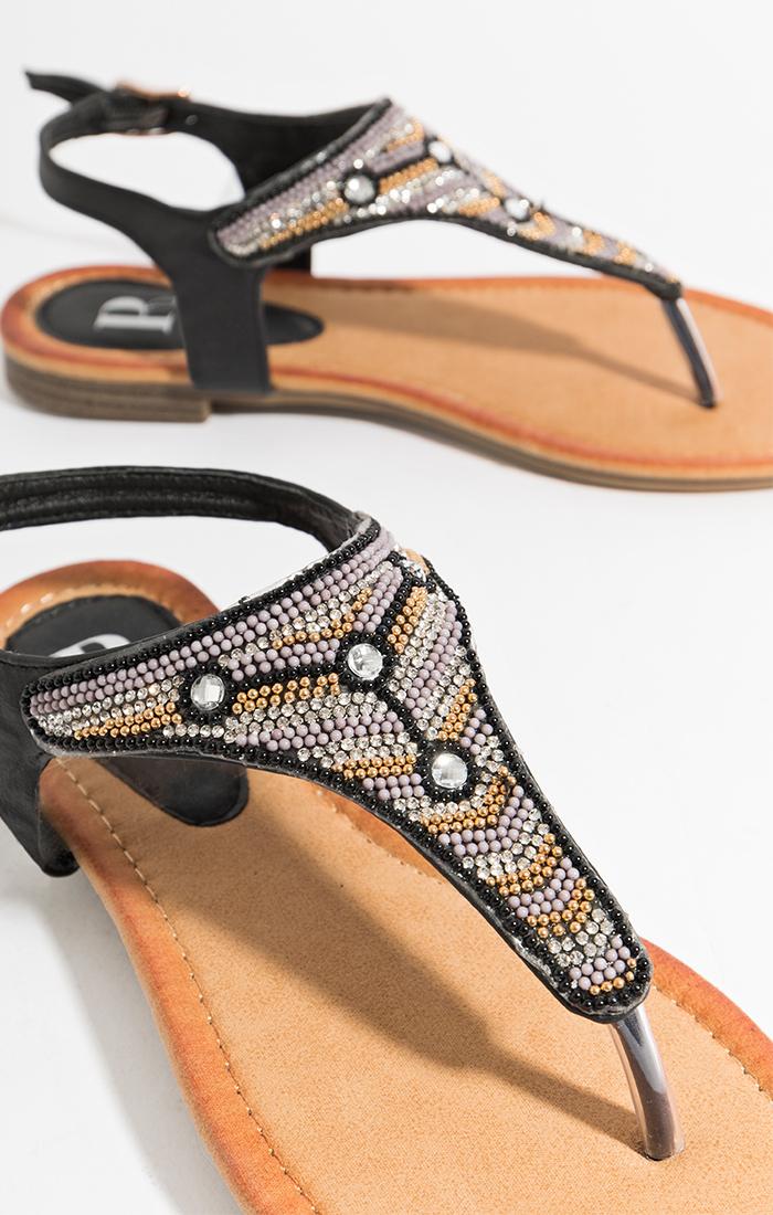 Layla Shoe Black