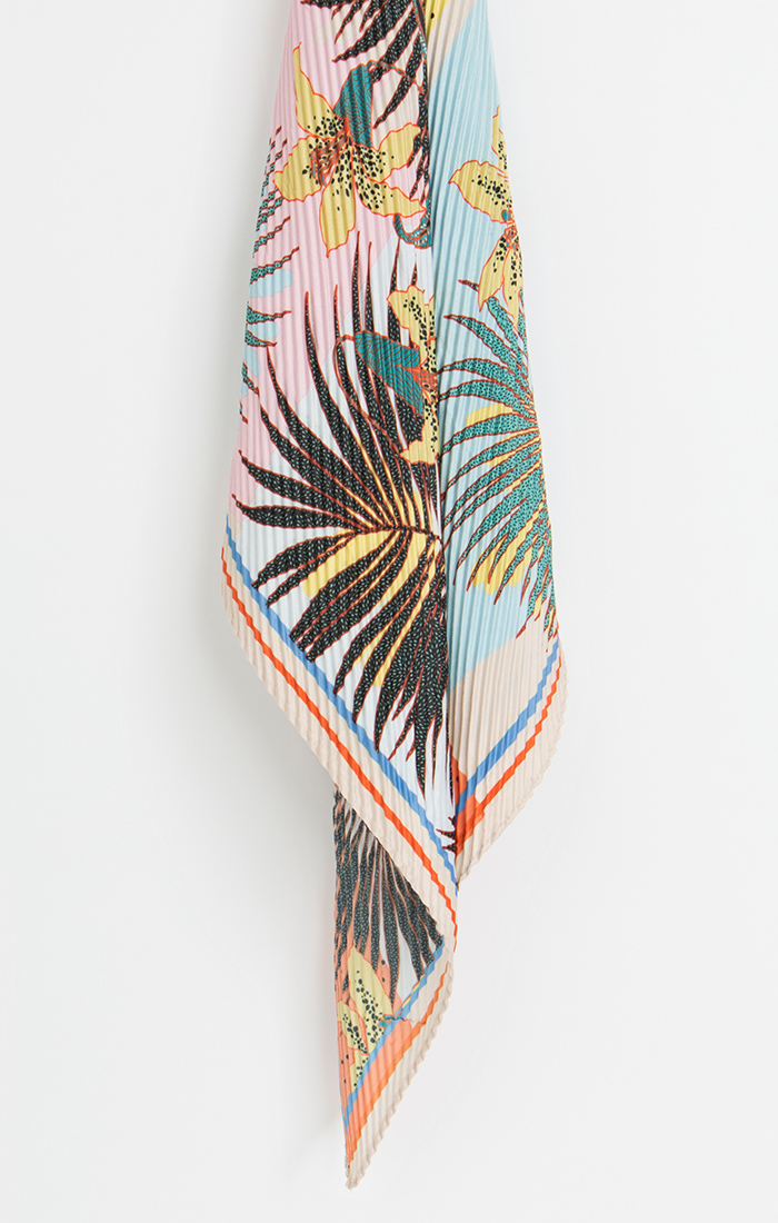 Palm Scarf