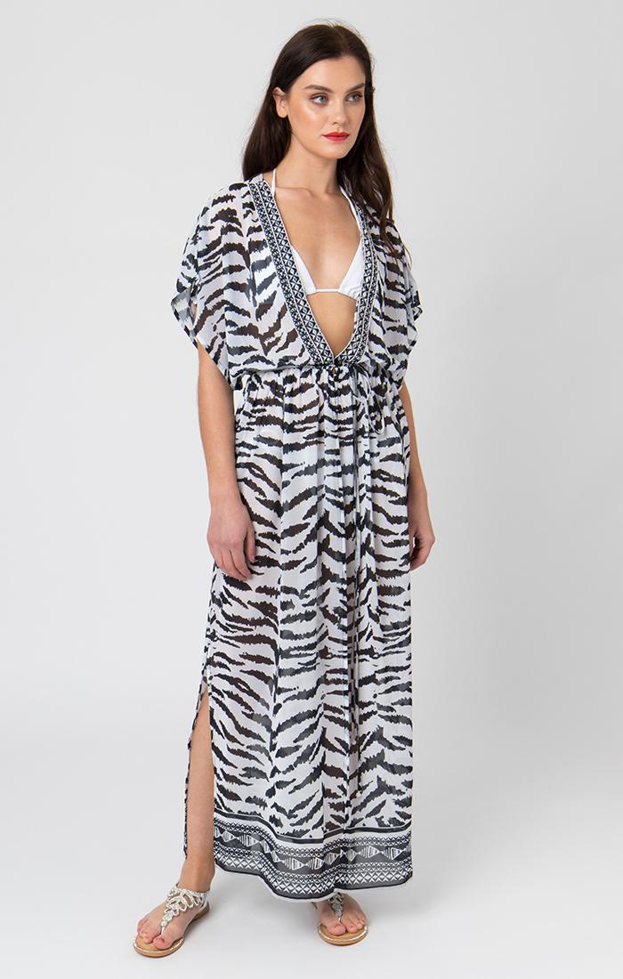 Yasmina Maxi Dress