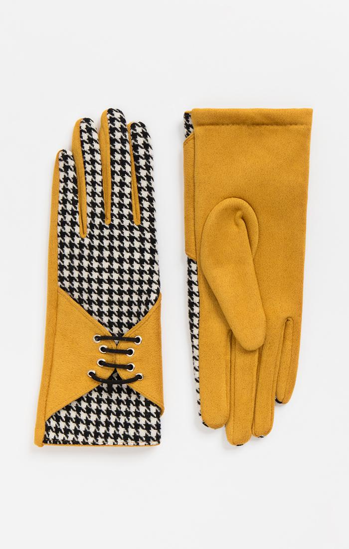 Amorette Glove - Yellow