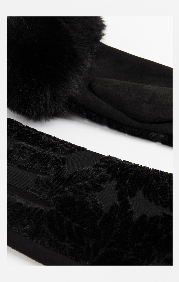 Bailey Glove - Black