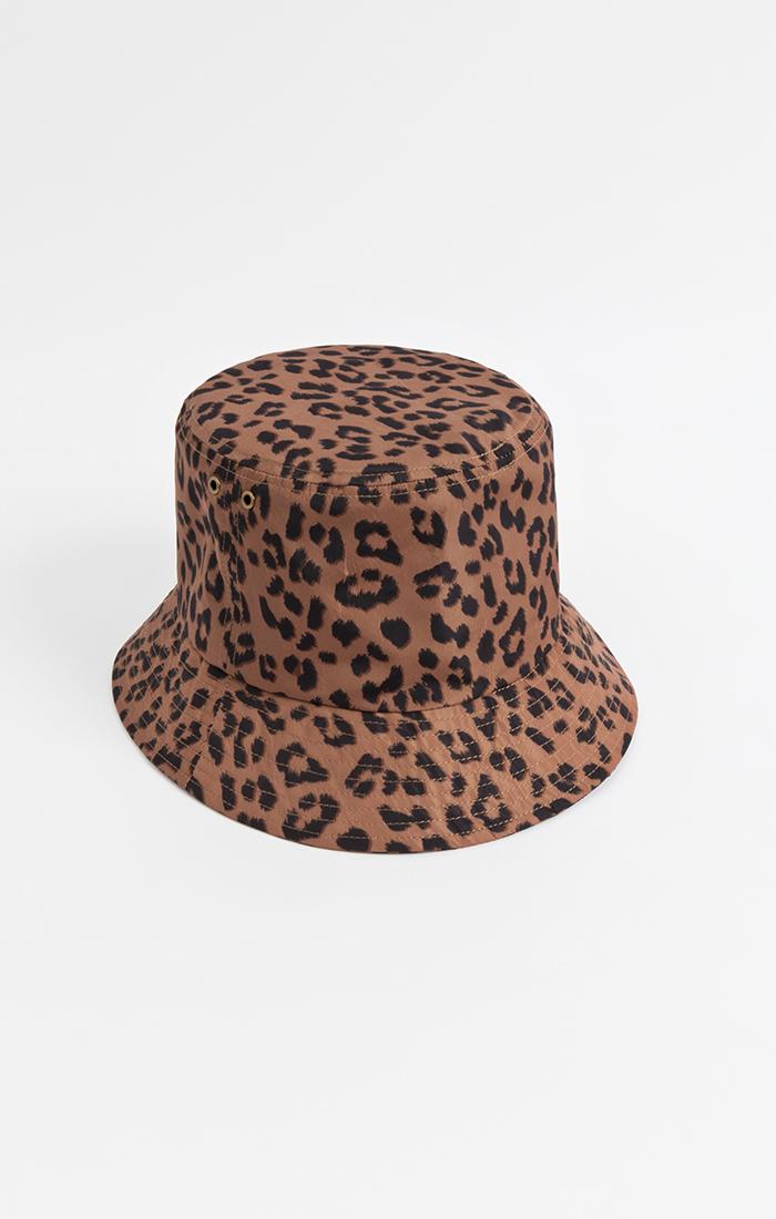 Charise Hat - Leopard