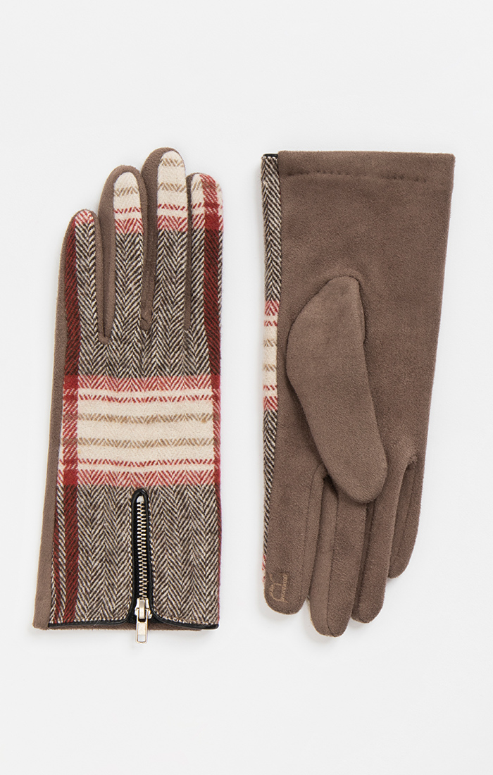 Connie Glove - Brown