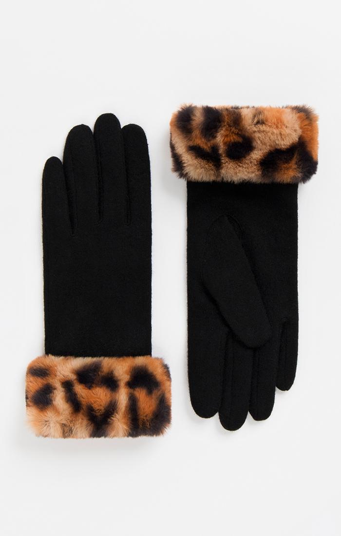 Gizelle Glove - Leopard