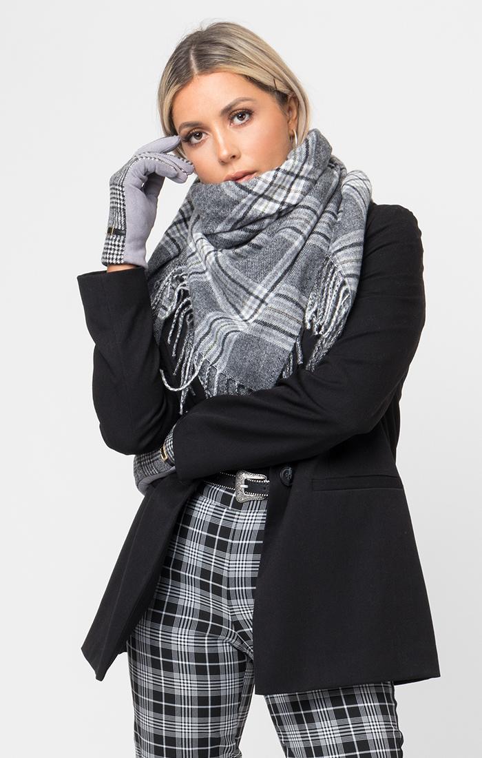 Kandi Scarf - Grey