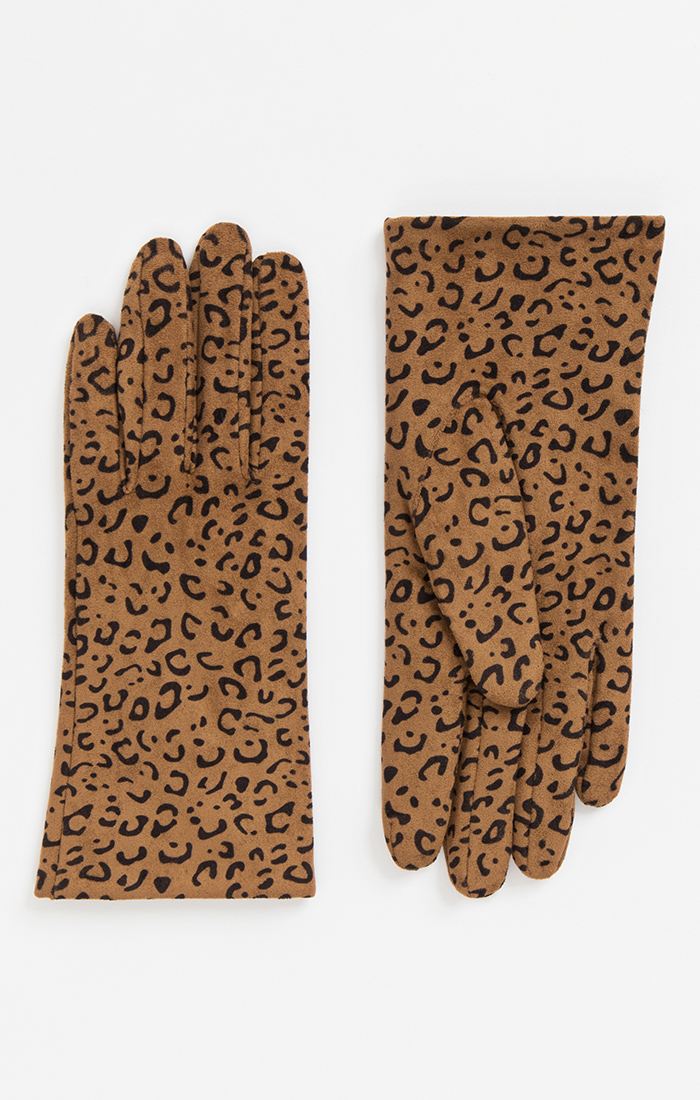 Riley Glove - Leopard