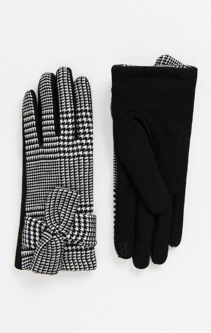 Vivien Glove - Black/White