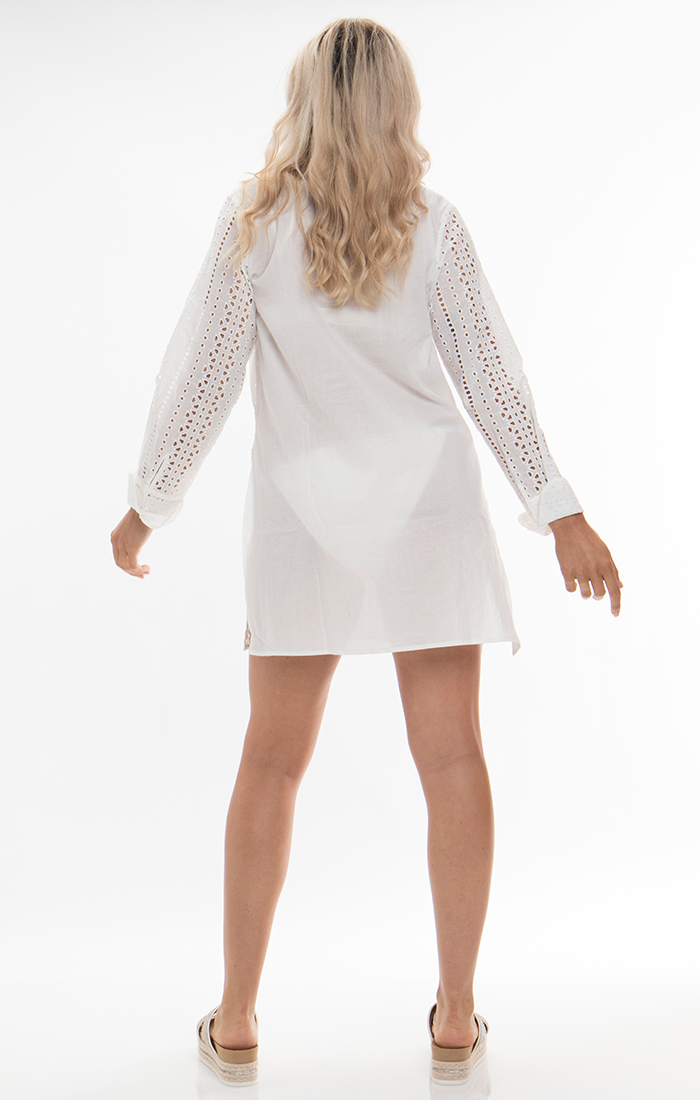 Antigua Tunic - White