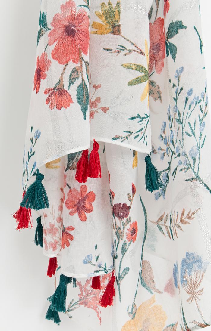 Blossom Scarf - Multicoloured