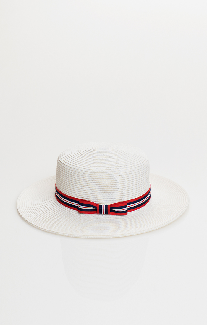 Dixie Hat - White