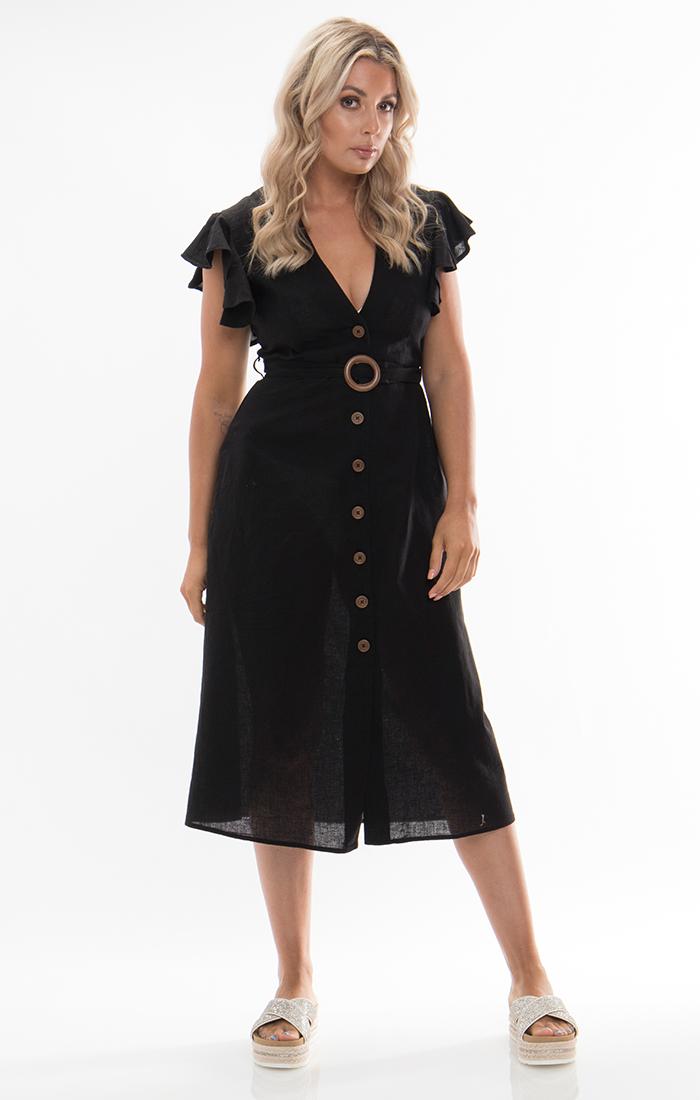 Dune Dress - Black