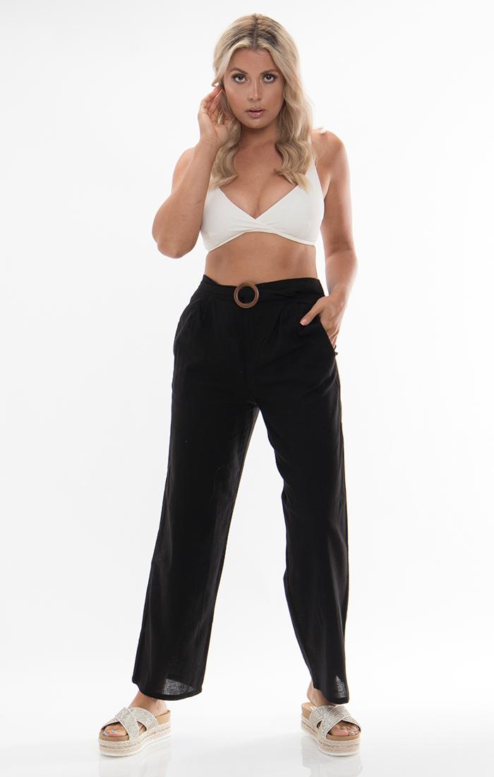 Dune Trousers - Black