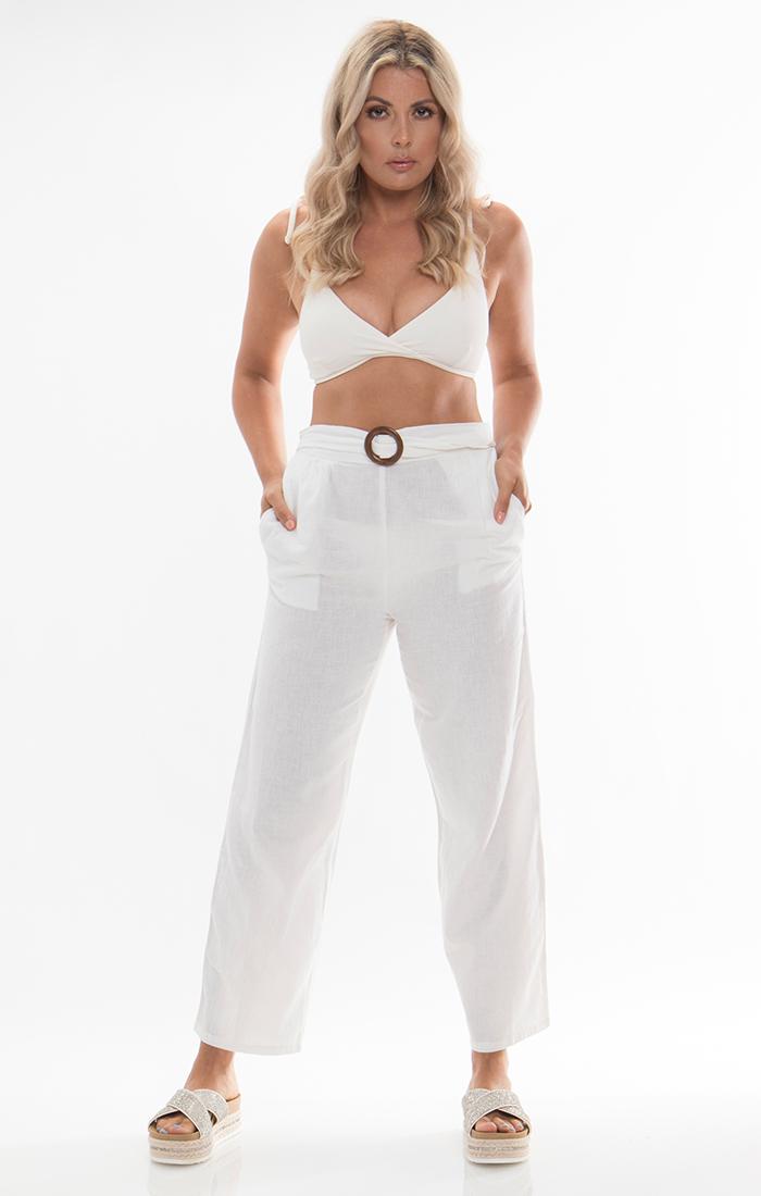 Dune Trousers - White