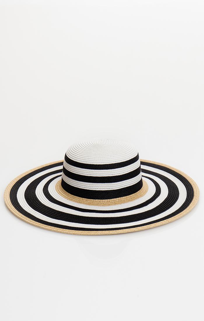 Dynasty Hat - Black/Natural