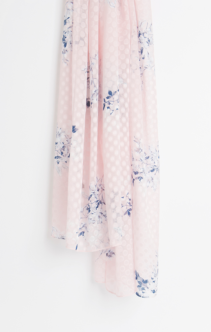 Everlie Scarf - Blush