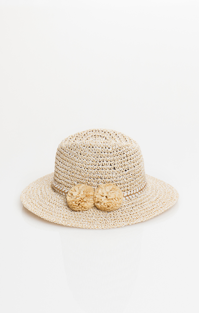 Fiji Hat - Natural