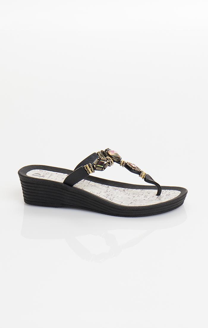 Jai Pool Shoe - Black