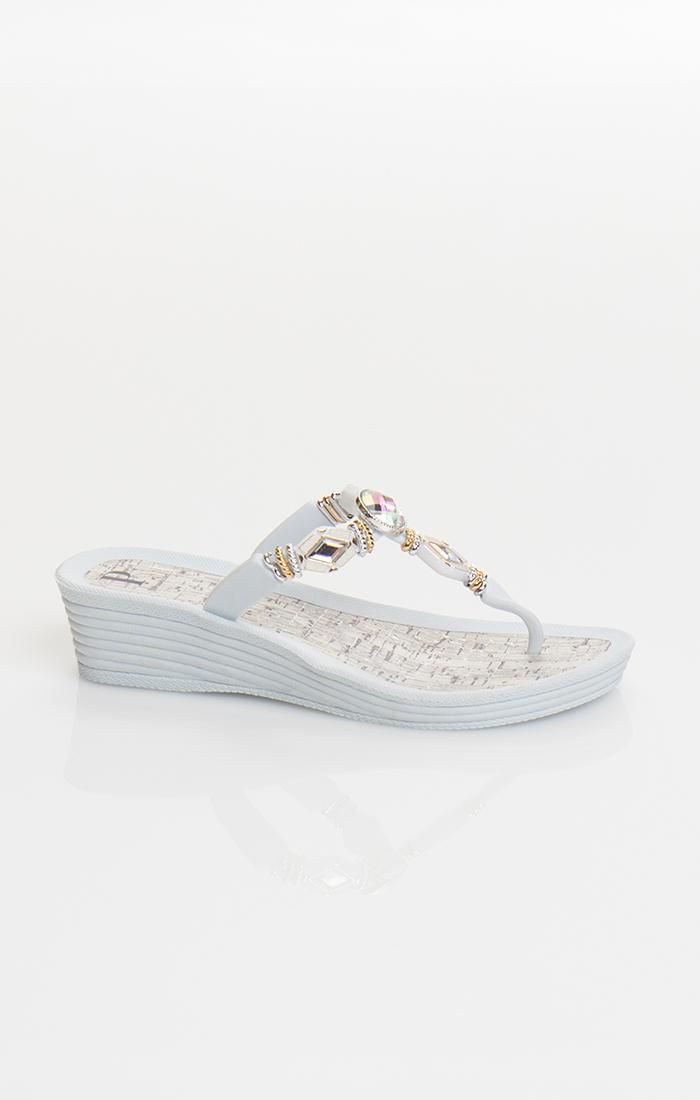 Jai Pool Shoe - White