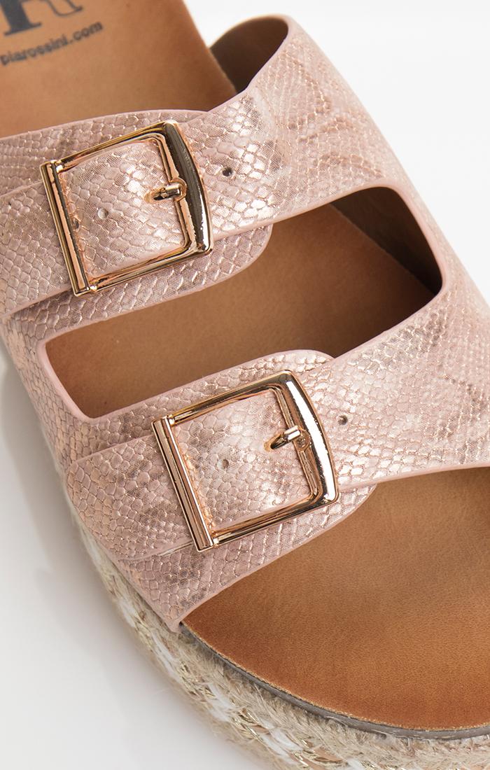 Lazio Shoe - Champagne