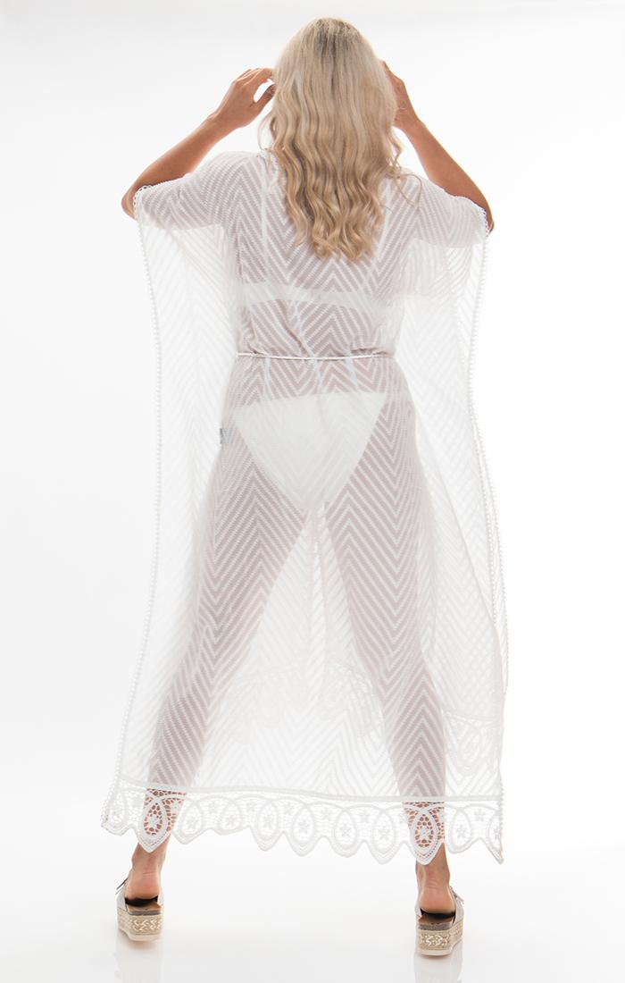 Lille Maxi Dress - White