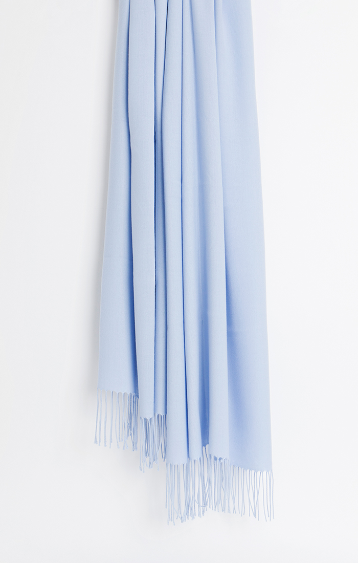 Pia Pashmina - Denim Blue