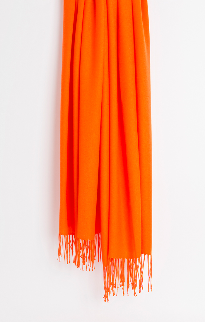 Pia Pashmina - Orange