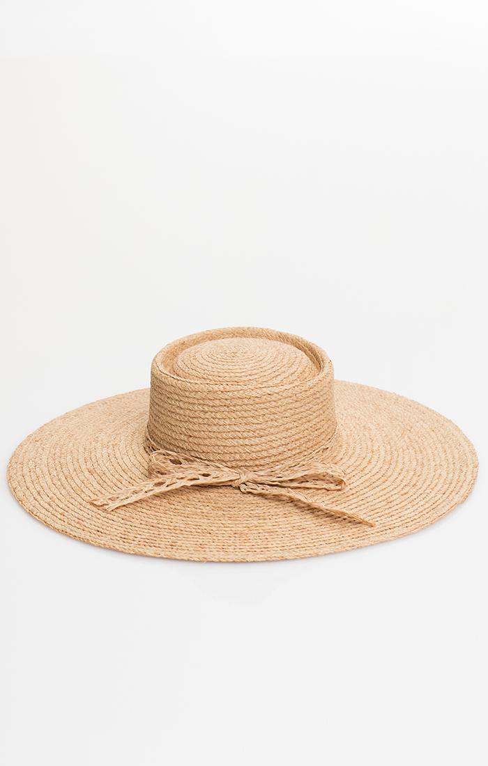 Sacramento Hat - Natural