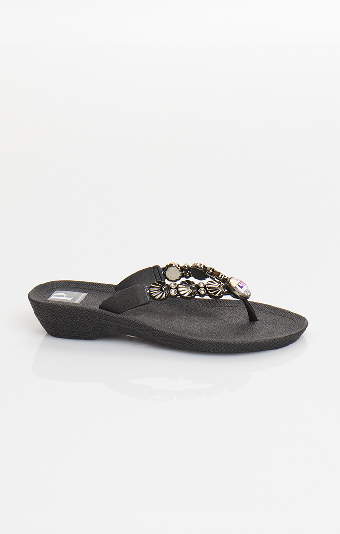 Seychelles Pool Shoe - Black