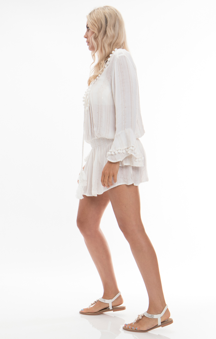 Tamra Cover Up - White